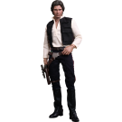 Star Wars Han Solo Hot Toys