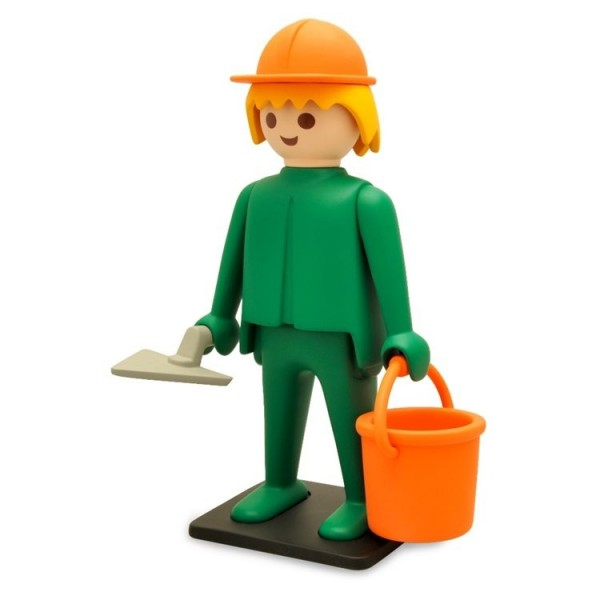 Galerie Muhlenhof Essen Playmobil Der Bauarbeiter 25 Cm
