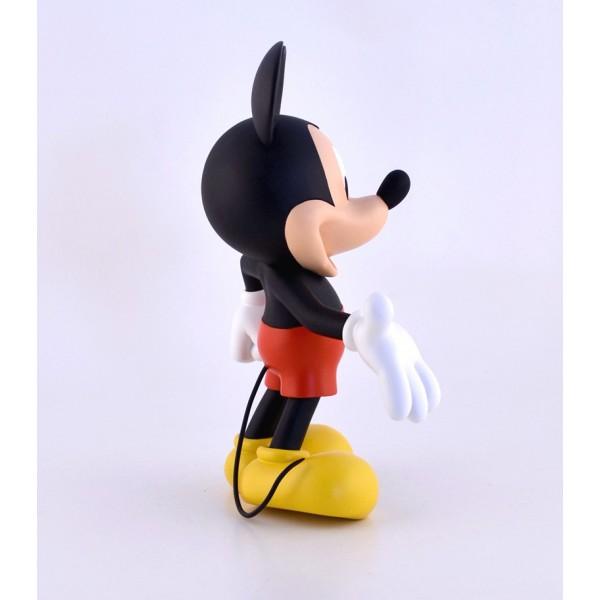 Lego Kopf Micky Maus schwarz weiss für Minifigur 24629pb03 Mickey Mouse Neu