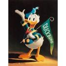 Carl Barks Lithographie 60 Jahre Entenleben