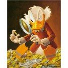 Carl Barks Lithographie The Expert