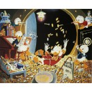 Carl Barks Lithographie Time Out For Fun