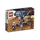 Lego Star Wars 9488 Elite Clone Trooper & Commando Droid Pack