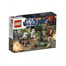 Lego Star Wars 9489 Endor Rebel Trooper & Imperial Trooper Pack