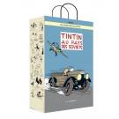 Tim und Struppi Papiertüte 25 x 32 cm Tintin Soviet