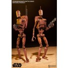 Star Wars Geonosis Infantry Battle Droids Set 1/6 Figuren