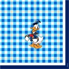 Donald Duck Servietten True Blue