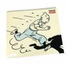 Tim und Struppi Wandkalender 2017 (deutsche Version)