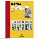 Tim und Struppi Hergé 25 Timbres à la une (FR)
