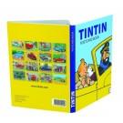 Tim und Struppi 16er Postkarten-Set Autos