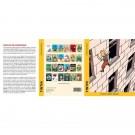 Tim und Struppi 24er Postkarten-Set Albencover