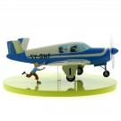 Tim und Struppi Flugzeug Beechcraft Bonanza A35