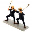 Tim und Struppi Schul(t)zes (Galerie des personnages)