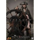Fluch der Karibik Jack Sparrow DX06 Hot Toys