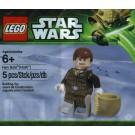 Lego Star Wars 5001621 Han Solo (Hoth) Sonderfigur