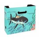 Tim und Struppi Ordnerbox Haifisch U-Boot