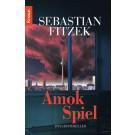 Amokspiel von Sebastian Fitzek SIGNIERT