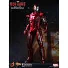 Iron Man 3 Mark XXXIII Silver Centurion Hot Toys