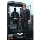 Batman Armory mit Bruce & Alfred The Dark Knight Hot Toys