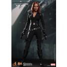Captain America 2 Black Widow Hot Toys