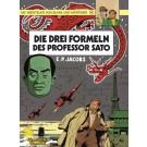 Blake und Mortimer Band 8 Die 3 Formeln des Professor Sato