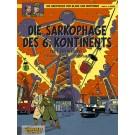 Blake und Mortimer Band 13 Sarkophage des 6. Kontinents I