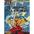 Blake und Mortimer Band 14 Sarkophage des 6. Kontinents II
