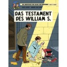 Blake und Mortimer Band 21 Testament des William S.