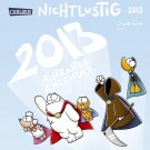 Nichtlustig Postkartenkalender 2013