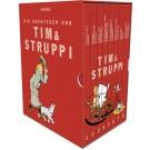Tim und Struppi Gesamtausgabe im kompakten Schuber
