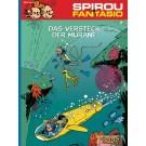 Spirou & Fantasio Band 7 Das Versteck der Muräne