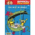 Spirou & Fantasio Band 10 Das Nest im Urwald