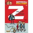 Spirou & Fantasio Band 13 Der Plan des Zyklotrop