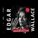 Edgar Wallace signiert von Karin Dor