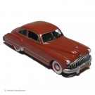 Tim und Struppi Atlas Auto 10 Der rote Buick