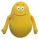 Barbapapa Kissen 30 cm gelb (Barbakus)