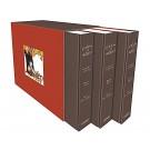 Calvin und Hobbes Gesamtausgabe 3 Bände im Schuber