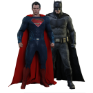 Batman vs Superman Figure Set Hot Toys