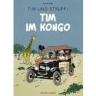 Tim und Struppi Farbfaksimile 1 Tim im Kongo