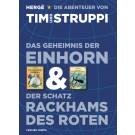Tim und Struppi Einhorn & Rackham Doppelband
