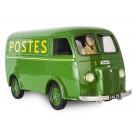 Blake & Mortimer Fourgon postal Peugeot D3B 1953