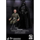 Star Wars Episode IV Grand Moff Tarkin & Darth Vader Hot Toys