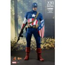 Captain America Star Spangled Man Version Hot Toys