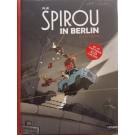 Spirou & Fantasio Spirou in Berlin Luxusausgabe Flix