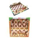 Asterix Schachspiel 42 x 42 cm