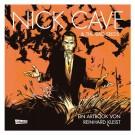 Nick Cave & The Bad Seeds Artbook VZA mit Druck