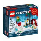 Lego Creator 40107 Weihnachtsset 2014