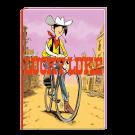 Lucky Luke sattelt um Vorzugsuasgabe