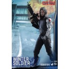Captain America Civil Winter Soldier Hot Toys