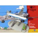 Tim und Struppi 45 Flugzeuge Collection des Avions Tintin